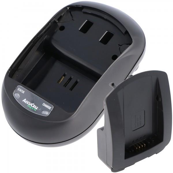 AccuCell Schnell-Ladegerät passend für Panasonic DMW-BM7
