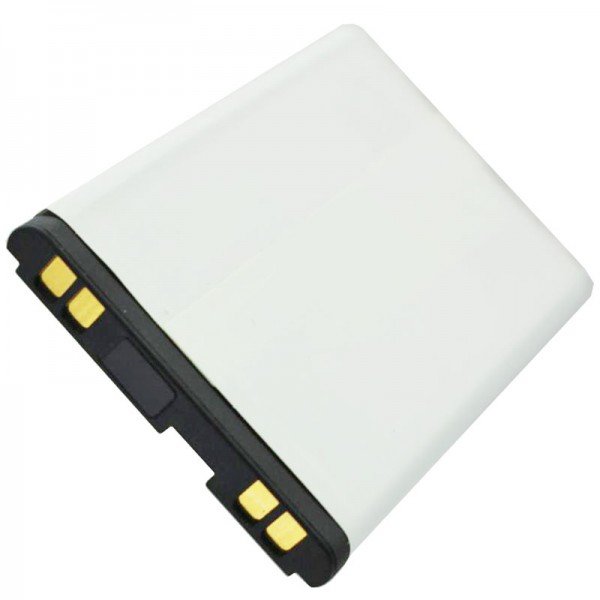 AccuCell Akku passend für LG B2050, LGTL-GBIP-830, 600mAh