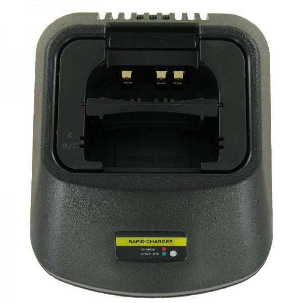 Ladegerät passend für den Icom IC-A6 Akku für Funkgerät