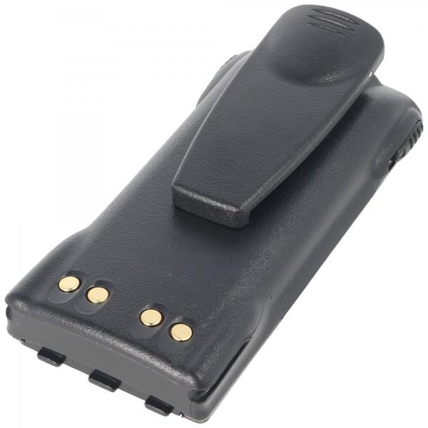 Akku passend für Motorola GP320, GP340, GP360, HNN9008 1300-1500mAh