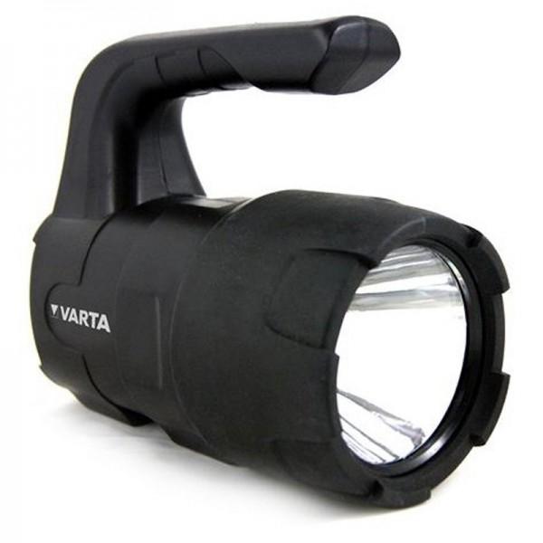 Arbeitsscheinwerfer Varta 3W LED Handleuchte inklusive Batterien