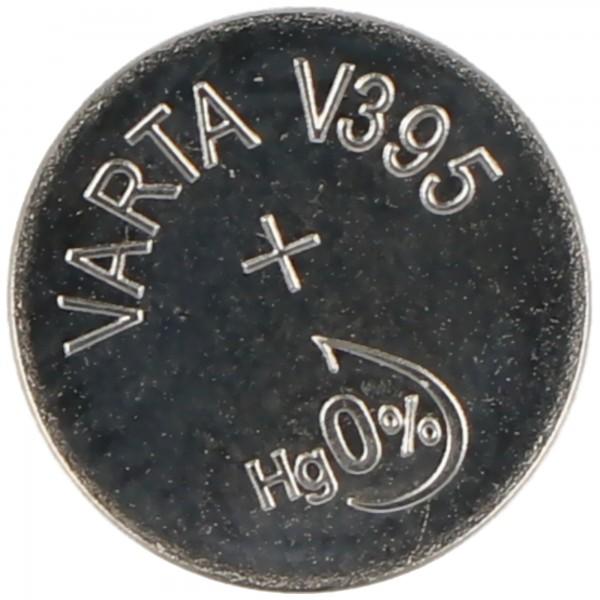 395, Varta V395, SR57, SR927SW, SR926SW Knopfzelle für Uhren