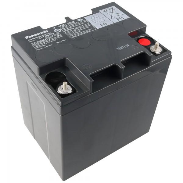 Panasonic Blei Akku LC-P1224APG (ehem. LC-X1224APG) Akku 12 Volt 24Ah