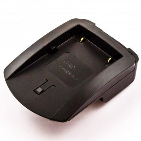 AccuCell Ladeschale passend für den Pentax EI-D-Li1 Akku, HP PhotoSmart C912