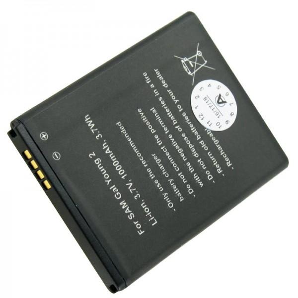 Akku passend für den Samsung Galaxy Young 2 Akku, SM-G130, EB-BG130ABE
