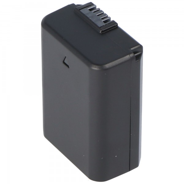 AccuCell Akku passend für Sony NP-FW50 Akku NEX-3, Sony NEX-5, Alpha 55