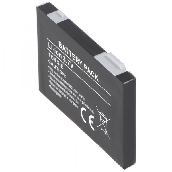 AccuCell Akku passend für Siemens A31 Akku V30145-K1310-X363