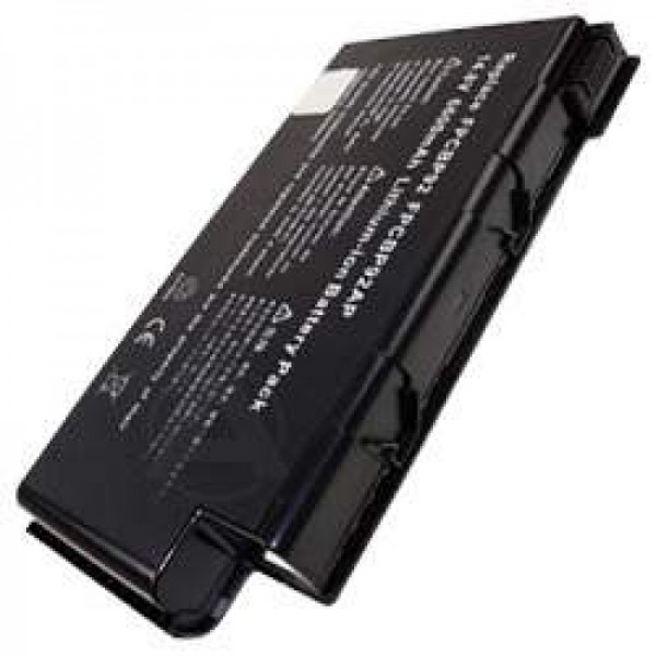 AccuCell battery for Fujitsu Siemens LifeBook N6000, 6010, 6200