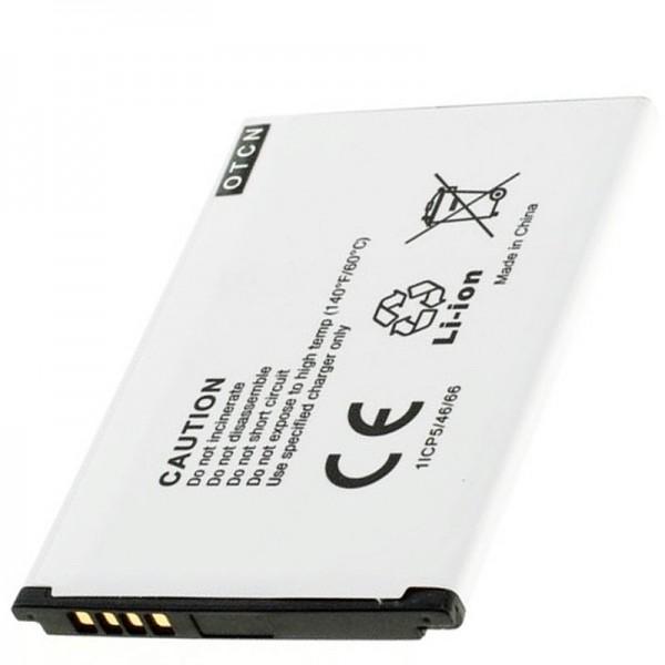 Akku passend für den Huawei R216 Akku HB434666RBC, E5573, E5577