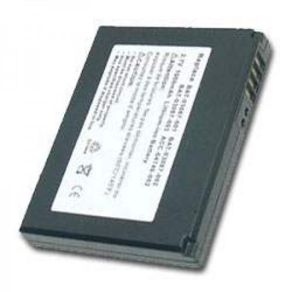 AccuCell Akku passend für Blackberry 6210 ACC-04746-002