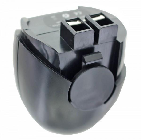Akku passend für Metabo 631858000 PowerMaxx 4,8 Volt max. 1,3Ah