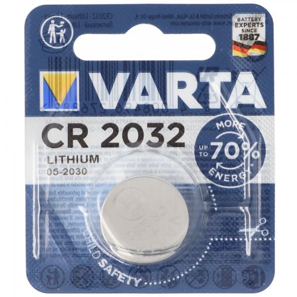 Varta CR2032 Lithium Batterie