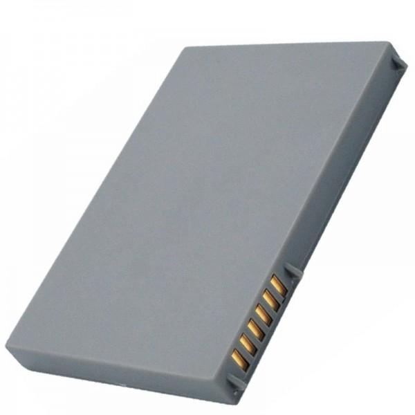 AccuCell Akku passend für HP iPAQ HW6500, HW6510, HW6515, FA404
