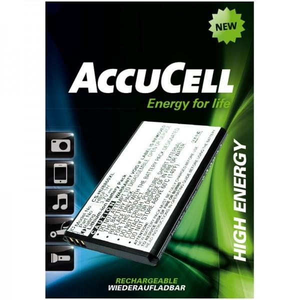 AccuCell Akku passend für Huawei Glory, Honor, M886, U8860