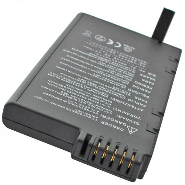 Samsung GT 8850 kompatibler Nachbau Akku von AccuCell