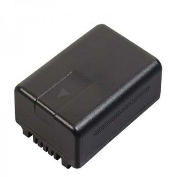 Panasonic VW-VBT190E-K Original Akku VW-VBT190, HC-VXF999, HC-VX878, HC-VX989, HC-V110, HC-V130, HC-V160, HC-V180, HC-V210, HC-V250, HC-V270, HC-V380, HC-V510, HC-V550, HC-V727, HC-V757, HC-V777, HC-WX979, HC-W570, HC-W580, HC-W858