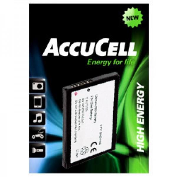 AccuCell Akku passend für HP iPAQ 211, 410814-001, FB036AA