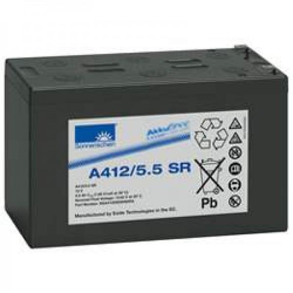 Sonnenschein Dryfit A412/5.5SR Blei Akku PB 12Volt 5,5Ah