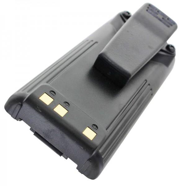 Akku passend für ICOM IC-F3GS, IC-F4GS, BP-209, BP-210, NiMH Akku 1800mAh