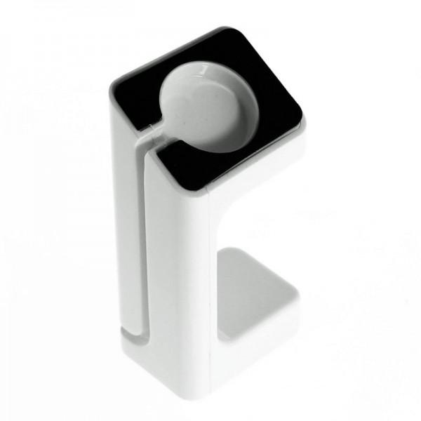 AccuCell Standfuss weiss passend für die Apple Watch 38mm und 42mm