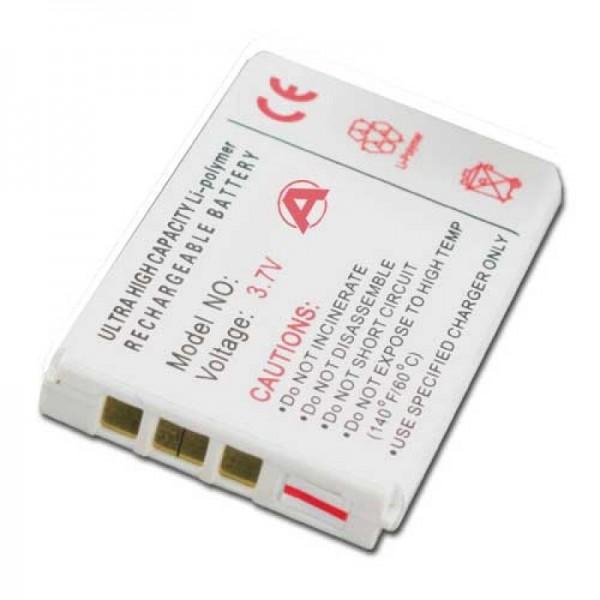 Akku passend für Aiptek DV-6800, DV-8200, DV-8800, DZO-V38P