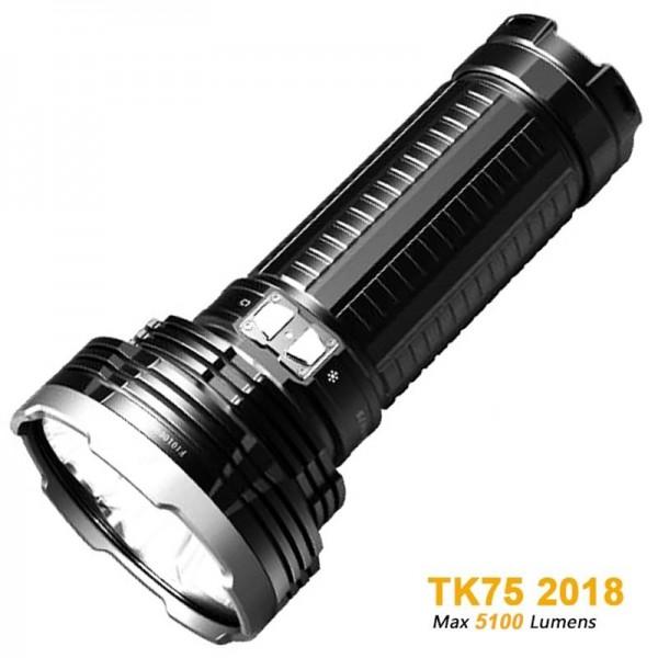 Fenix TK75 (2015) Cree XM-L2 U2 LED Taschenlampe mit bis zu 4000 Lumen Leistung