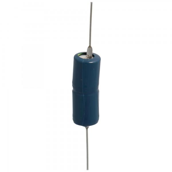 Akku passend für Sanyo N-50SB2 Cadnica mit axial Drahtanschluss