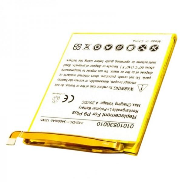 Akku passend für den Huawei Ascend P9 Plus Akku HB376883ECW