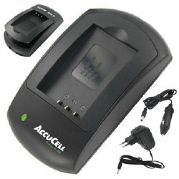 AccuCell Ladegerät passend für Toshiba PDR-BT9, PDR-3010