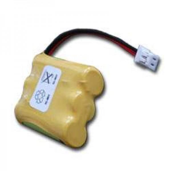 AccuCell Akku passend für Siemens DialOn, 400mAh
