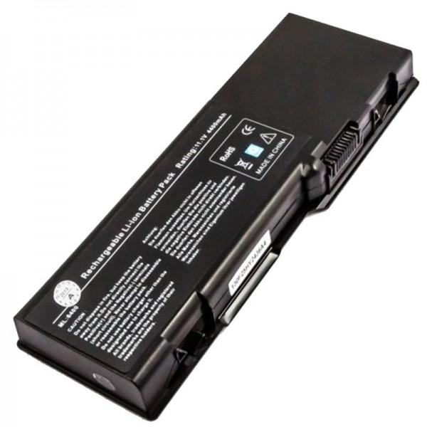 AccuCell Akku passend für Dell Inspiron 6400, E1505 4400mAh