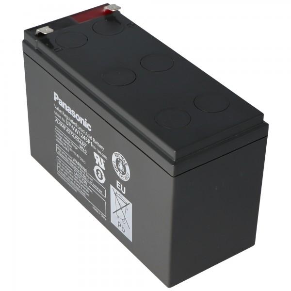 Panasonic UP-RW1245P1 Akku PB 12Volt 7,8Ah, 9Ah, LC-R129P1, LC-R129CH1 (früher 9Ah, jetzt 7,8Ah) NEU jetzt UP-VWA1245P1