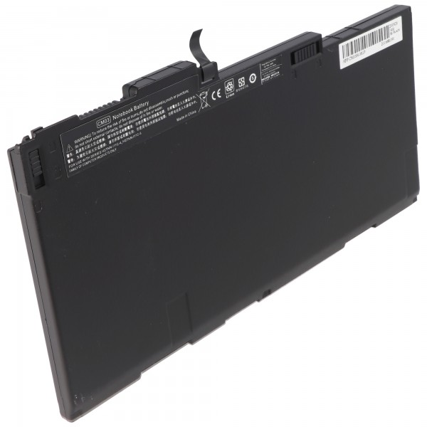 Akku passend für EliteBook 840 G1, 850,850 G1, HP EliteBook 850 G2 11,1 Volt 4500mAh, 717376-001, CM03XL, E7U24AA, HSTNN-LB4R
