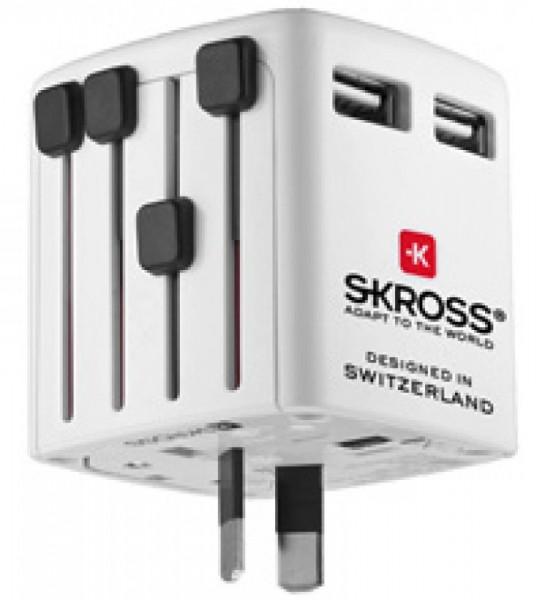 SKROSS World USB Charger Reise USB Ladegerät 1300mA