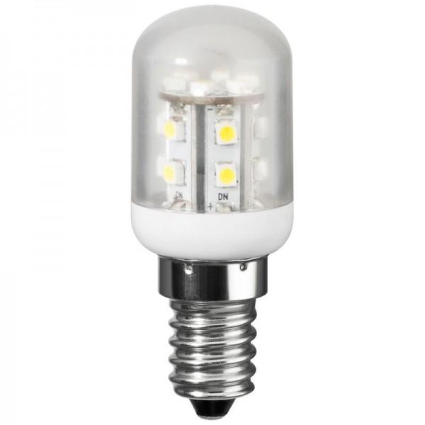 Kühlschranklampe LED 1,2 Watt mit Sockel E14, ersetzt 15 Watt