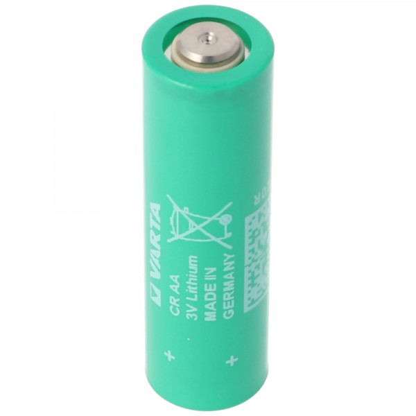 Varta CR AA Lithium Batterie 6117, UL MH 13654 (N), 6117101301