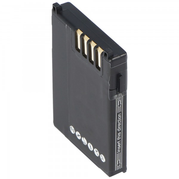 AccuCell Akku passend für Motorola L7089, P7389, T 260, V3688