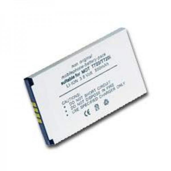 AccuCell Akku passend für MOTOROLA T720- T720i, BLS8550, BLX8570