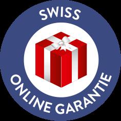 Gütesiegel Swiss Online Garantie