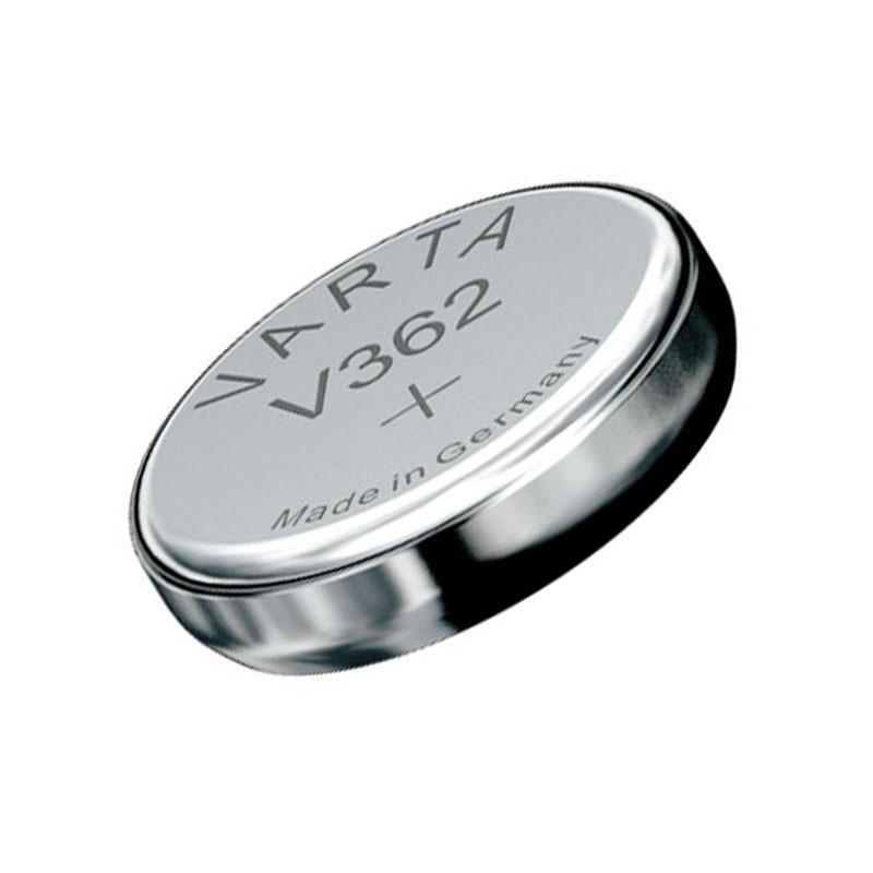 8 x Varta Uhren Batterien Knopfzelle V362 SR721SW  SR58 SR721 SilberOxid