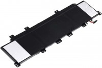 Akku für Asus S500, X502, VivoBook, ASUSPRO Laptop, Notebook wie C21-X502, C31-X502 4000mAh, Li-Polymer, 11,1V, 44Wh