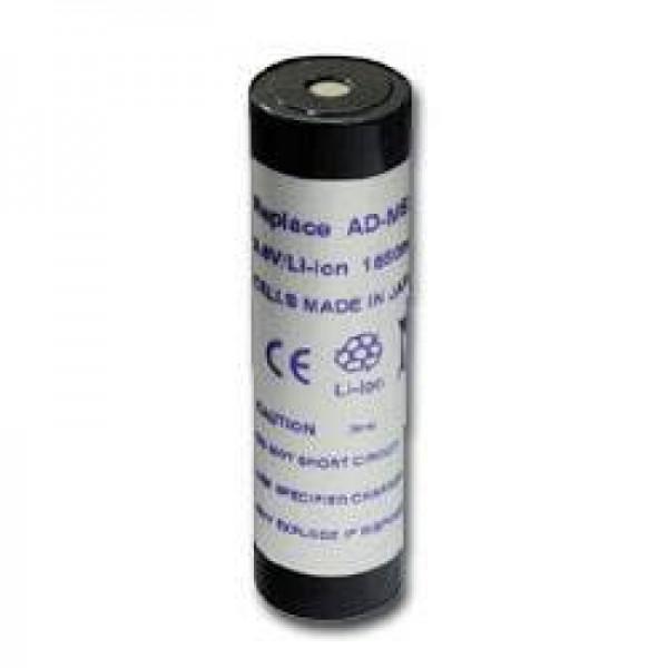 AccuCell Akku passend für Kyocera BP-1600, Sanyo NB-111