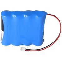 Batteriepack für Messerschmitt 6VQ-02, 09.30 6 Volt Batteriepack, bestehend aus 5x AA Panasonic Batterien, 10cm Kabel inkl. PHR 2 Stecker