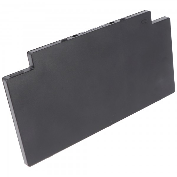 Akku passend für Fujitsu LifeBook A556, Fujitsu-Siemens Lifebook A556/G, Li-Ion, 10,8V, 4050mAh
