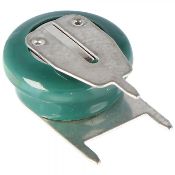 Varta V40H NiMH battery 55604, coin cell MH 13654 mit 3-er PIN