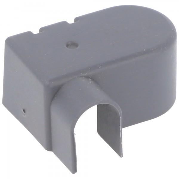 Polabdeckung für Blei-Gel-Akkus, u.a. GF12025YG, A512/30G6, wählbar links oder rechts
