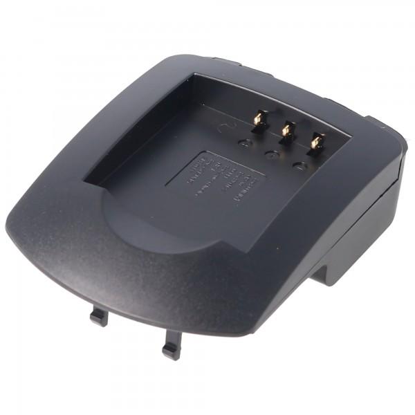 Ladeschale nur passend für Samsung SLB-0837 Akku Digimax. L50, Basis Ladegerät wird dazu benötigt