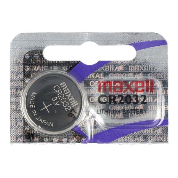 CR2032 Lithium Batterie vom Markenhersteller